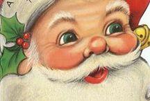 Christmas ~ Santa / by Susan Bambino