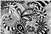 Zentangle: My Kind of ART <3