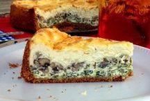 Quiche, Frittata and Savory Tarts