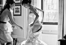 Bridal Style / Wedding gowns, wedding hair, wedding accessories. / by Kelly Wong