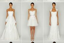 WEDDING | Bridal Fashion / Dresses, veils...
