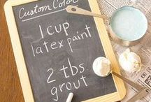 DIY Crafts / Projects for all you do it yourselfers! / by Krista Babin-Kelly
