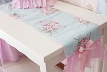 table runners / by Connie (Betty Banner)