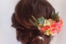 Bridal Hair Accent