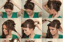 Hair/Nails/Makeup / by Cierra Seifert