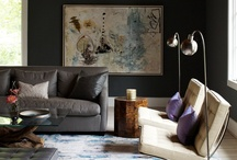 Living room / by Amanda