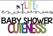 Baby Shower CUTENESS