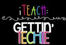 iTeach: Gettin' Techie
