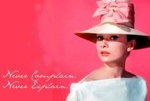 Audrey Hepburn / by Kristin Stefansdottir