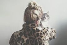 Lovely In Leopard / by Nicole Pacella
