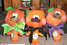 Halloween / Halloween, fall and other scary and fun stuff.  Handmade items, crafts,  / by Connie (Betty Banner)