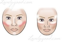 The FACE...makeup & skin care / by Patricia Ginda