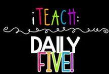 iTeach: Daily Five: Literacy