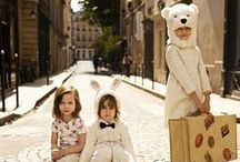 Wee Ones / Kids Style  / by Nicole Pacella
