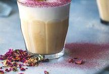 Beans + Leaves / #coffee #tea