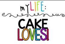 Cake loves!