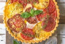 Tomatoes - Fresh Summer Delights
