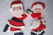 Christmas cakes, cookies, food, snacks / by Judy Harper