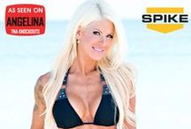 TNA Knockouts Top Picks! / Spike TV's mega hotties, the #TNA #KNOCKOUTS love showing off their beautiful bodies in Spurst apparel. Now you can shop their styles and dress like these #gorgeous #sporty #celebrities! #SpikeTV   TNA Knockout Picks: http://bit.ly/V2rNkE