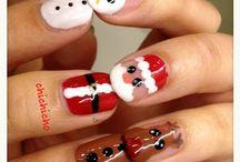 Christmas Nail Art / by Taybree