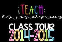 My 2014 Classroom Tour / my classroom always seems to be a work-in-progress!