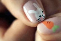 Easter Nails / by Taybree