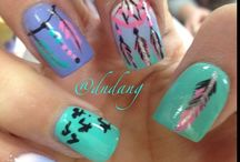 Tribal Nails / by Taybree