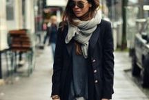 luxe F/W layers.