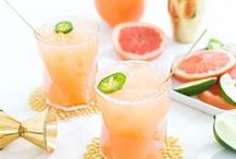 Drinks & Hors d'oeuvres / What to make / try this season...  / by Krista Babin-Kelly