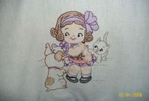 embroidery / by Connie Smith