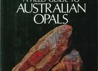 Opal Videos and Books / opal fields videos showing locations of opal mines, different types of opal, how to cut and polish it. where to find opal stones unset and set in jewelry. And Books!