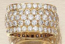 Gyűrűk, ékszerek - Rings, jewelry