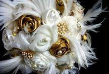Örökcsokrok - Handmade wedding bouquets