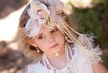 Gyerekek örökvirágokban. :) - Children on weddings