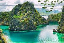 Csodálatos tájak - Wonderful sceneries