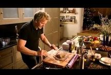 Gordon Ramsay's video recipes