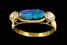 Opal Womens Rings / Opal Womens Rings