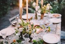 Dreamy Tablescapes