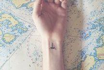 tattoos / by Samantha Vanderlist