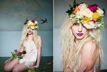 all about her / by Samantha Vanderlist