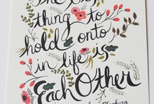 Quotes, Prints, Pictures and Lovelies