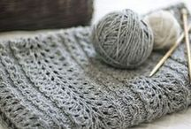 Knitting Inspiration / by cocoon shop
