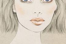 BEAUTY.NATURAL&CREATIVE / Hair.Makeup.Inspiration / by NATALIE DENT Makeup Artist & Hair Stylist