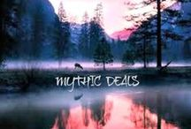 MYTHIC DEALS 2014-2016 / Groupons, special discounts, early bird rates on all things 2014-2016 happening in depth psychology, cultural mythology, poetry, publishing and more.