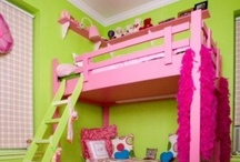 Kids Room Ideas / by Amber Sweeney