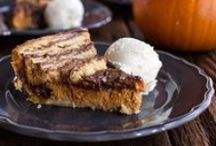 Thanksgiving / Recipe and decorating ideas