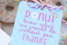 Gifts for Teachers, Neighbors, Classmates & Friends