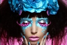 Artistic&Gorgeous make-up ♥ / All gorgeous makeups that I've ever saw ♥ #makeup / by Eva Tornado