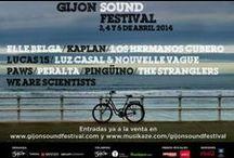 Gijón Sound Festival 2014 / by Gijón Turismo
