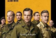 Monuments Men / Dal 13 febbraio 2014 nelle sale il film di George Clooney basato sul libro di Robert Edsel. Chi erano i MONUMENTS MEN? Un gruppo speciale dell'esercito americano con il compito di salvare le opere d'arte rubate da Hitler